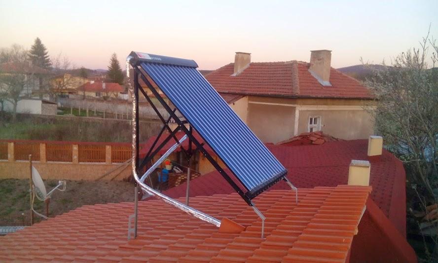 Соларни системи-за топла вода