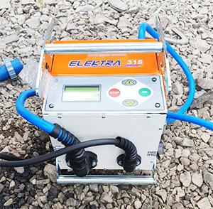 Машина за електродифузно заваряване